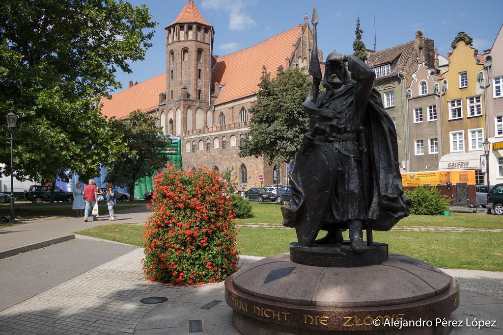 Swietopelk II, Duque de Pomerania (Gdansk)