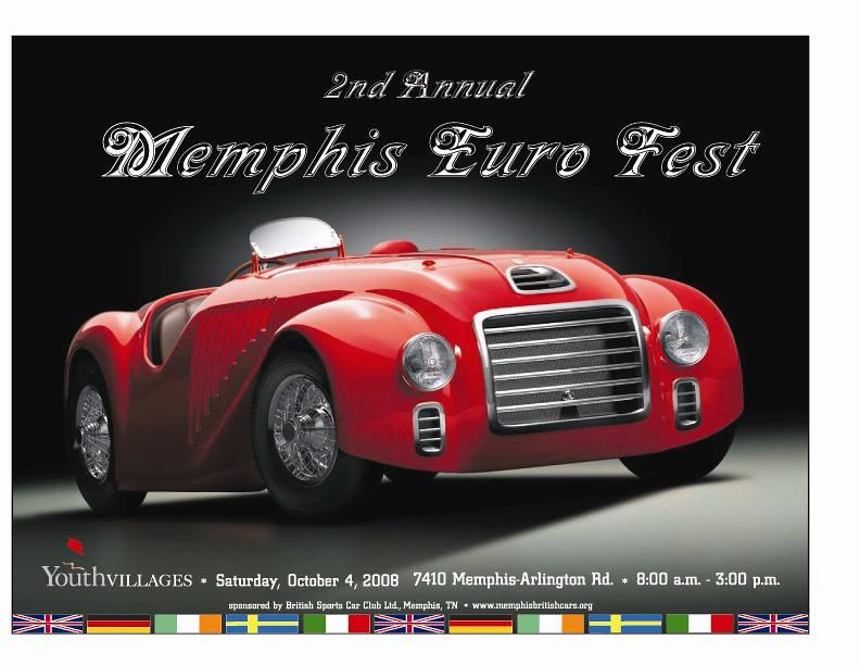 10/08 Memphis Euro Auto Fest