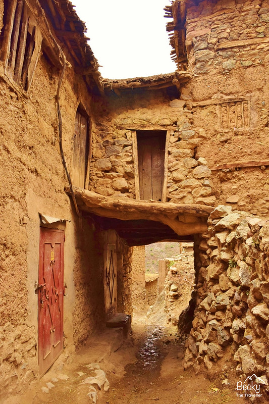 Mount Toubkal Trek - Berber villages