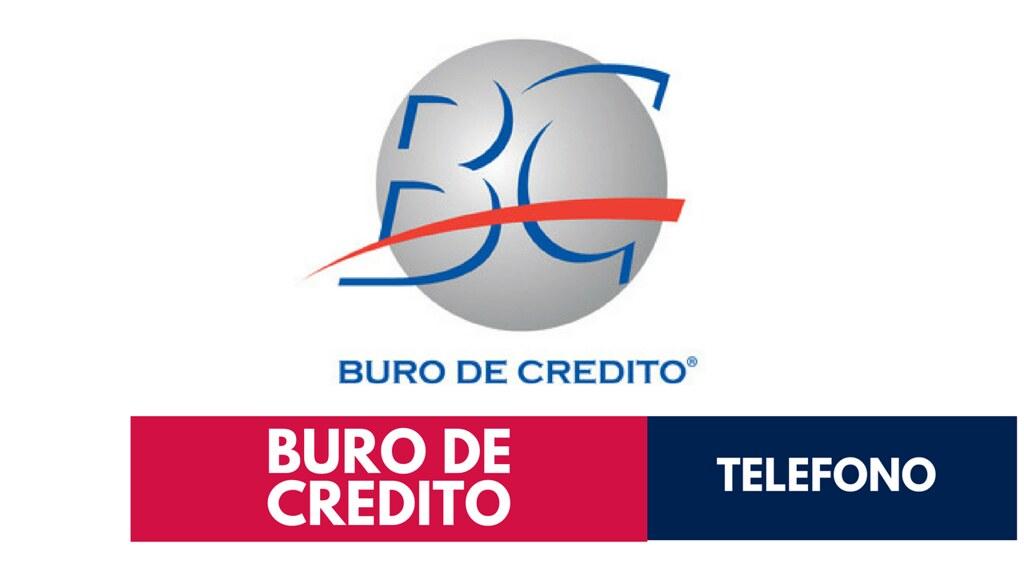 Telefono Buro de Credito