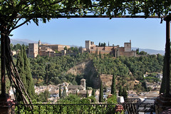 View on Alhambra