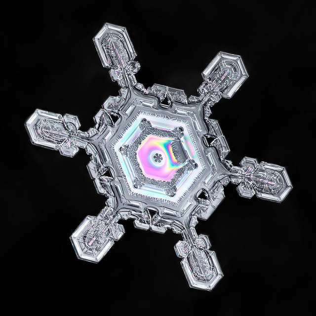 Snowflake-a-Day No. 13