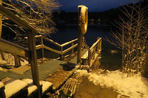 Ahvenisto Lake