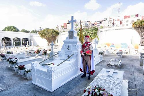 Enterramiento Teniente Morales