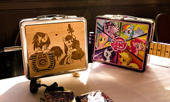 MLP lunchbox guitar and amp