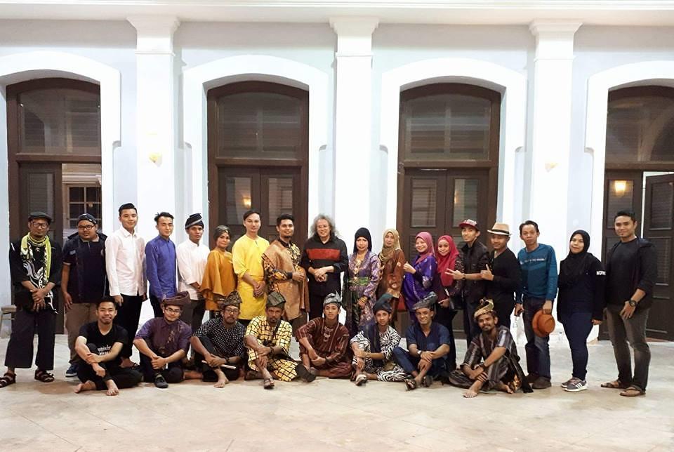 Keluarga Festival Puitika Penang 2017