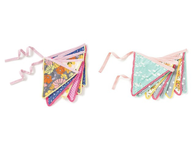 Matilda Jane pennant banners