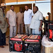 UNAMID hands over generators and water pumps to local community in East Darfur