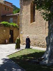 Medieval ladies in Alet les Bains  (5)