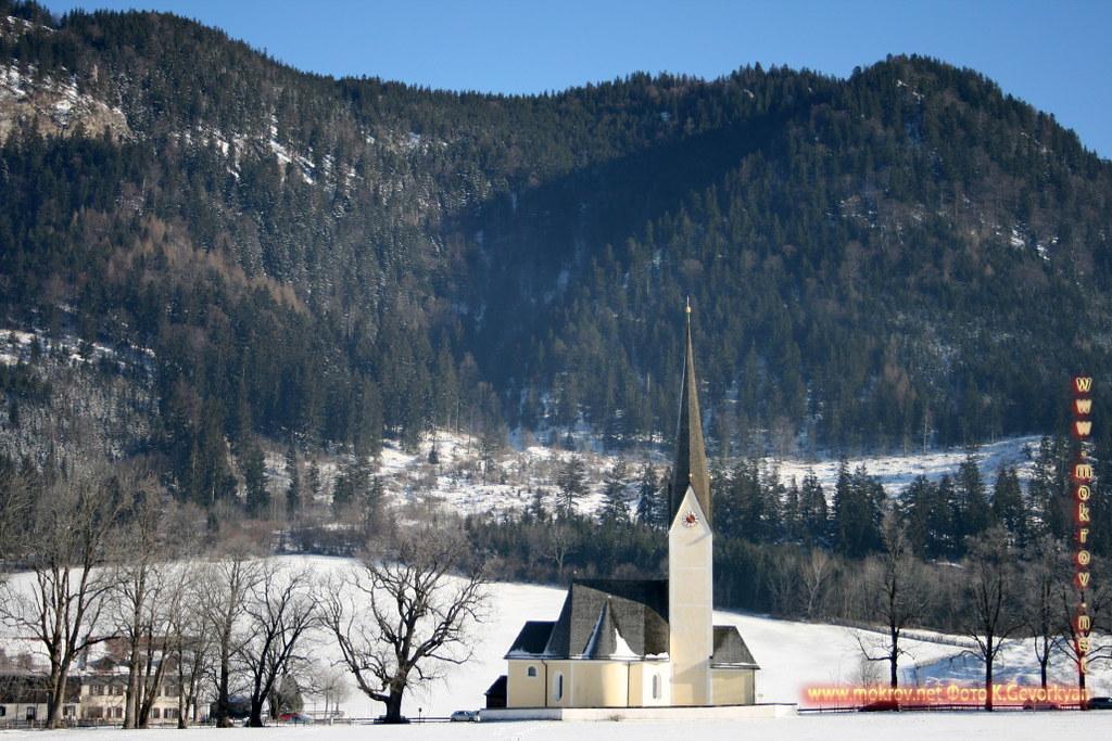 Бавария — земля на юге и юго-востоке Германии фото достопримечательностей