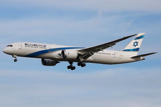 4X-EDA   Boeing 787-9 Dreamliner   El Al
