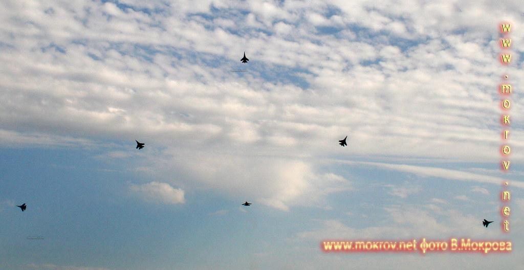 Су-27 фотографии сделанные днем и вечером