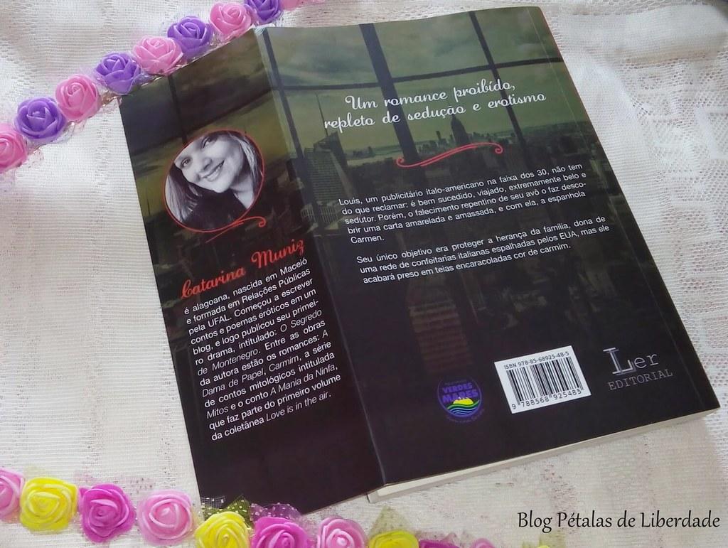 Resenha, livro, Carmim, Catarina Muniz, Ler Editorial, romance hot, sinopse