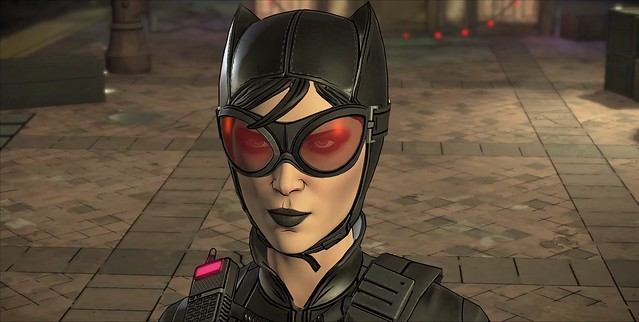 배트맨 시즌 2 - 3 - Catwoman