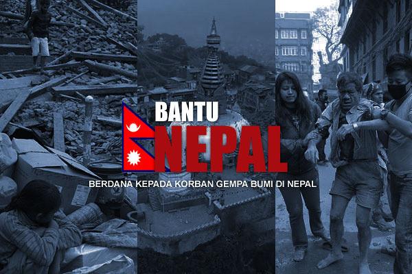Help Nepal, Bantu Korban Gempa Bumi di Nepal Dengan Berdana