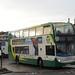 Stagecoach 15861 WA62ANX Paignton bus station 7 November 2017