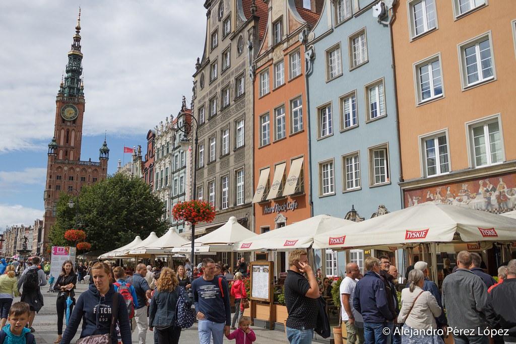 Hard Rock Café en Gdansk