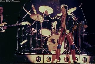 Queen live @Lewisham Odeon, London - 1979