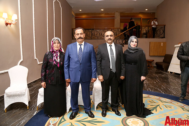 Selma Erdoğan, Recep Erdoğan, Ahmet Payalıoğlu, Sevim Payalıoğlu