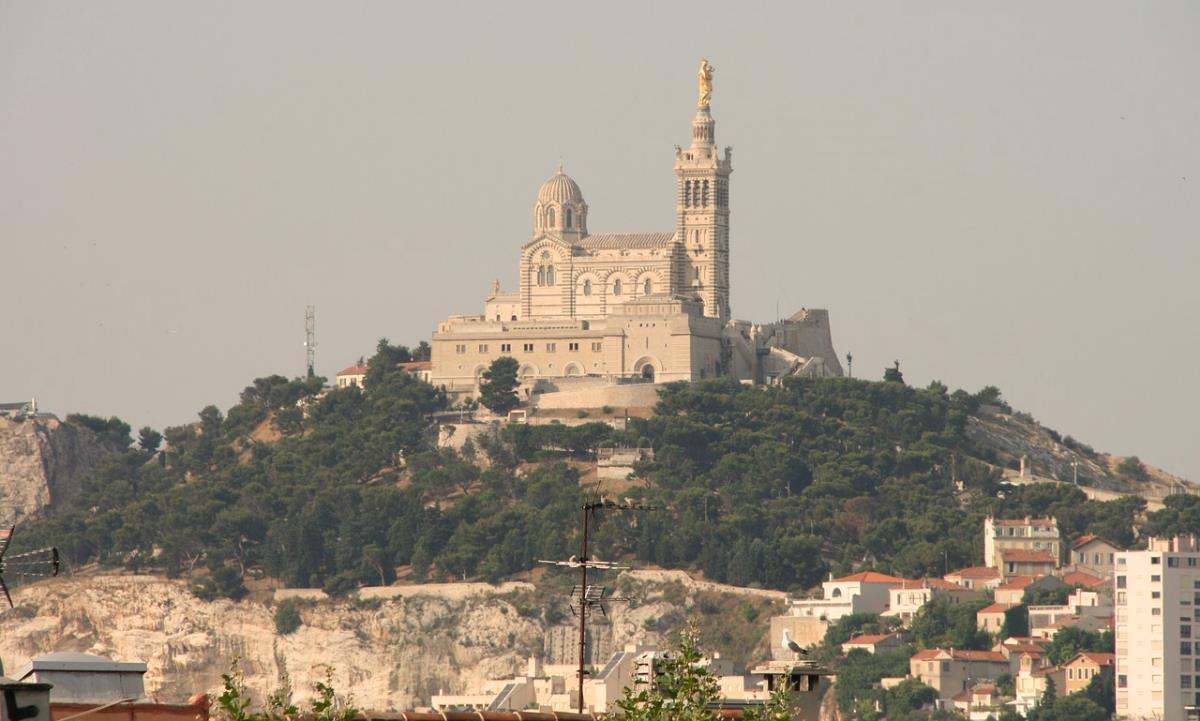 Marseille - Notre Dame