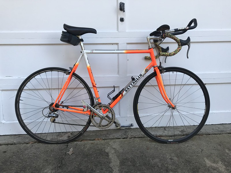1f16a8cc356 Just got this today, and it won't be mine long, but it is orange, and  pretty cool IMO: