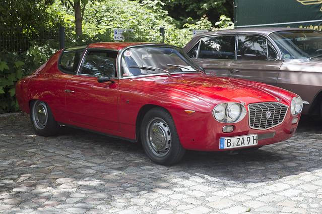 1963 Lancia Flavia Sport 1.8