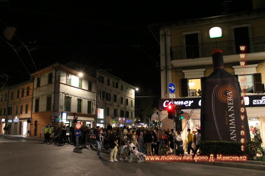 Анкона — город-порт в Италии и фотограф