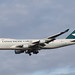 B-LIE Boeing 747-467FER Cathay Pacific Cargo