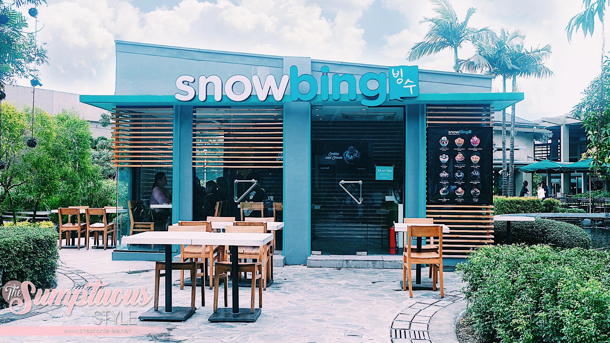 Snowbing