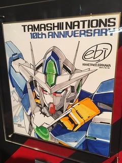 Tamashii Nation 2017 - shikishi