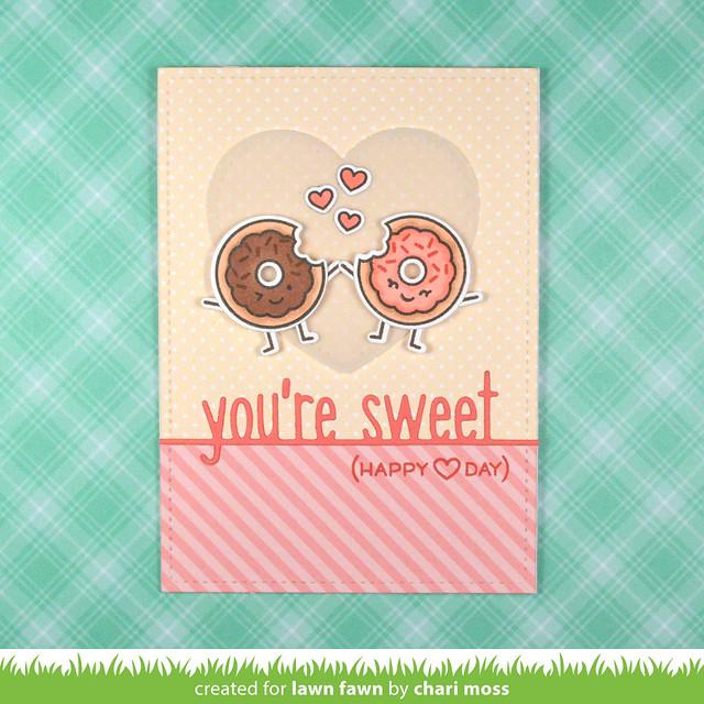 SweetFriends_You'reSweetLineBorder_ChariMoss1