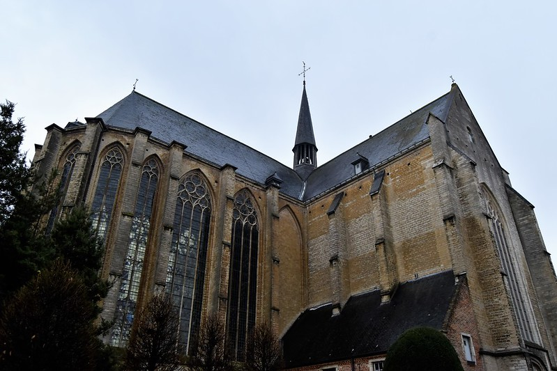 Iglesia de San Quintín Patrimonio religioso de Lovaina - 27229324549 00bb355192 c - Patrimonio religioso de Lovaina