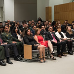 Fri, 10/20/2017 - 14:06 - On October 20, 2017, the William J. Perry Center for Hemispheric Defense Studies hosted a graduation ceremony for its Strategy and Defense Policy course. The ceremony took place in Lincoln Hall at Fort McNair in Washington, DC.