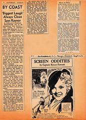 Rubel 1934 News Wallace X. Rawles