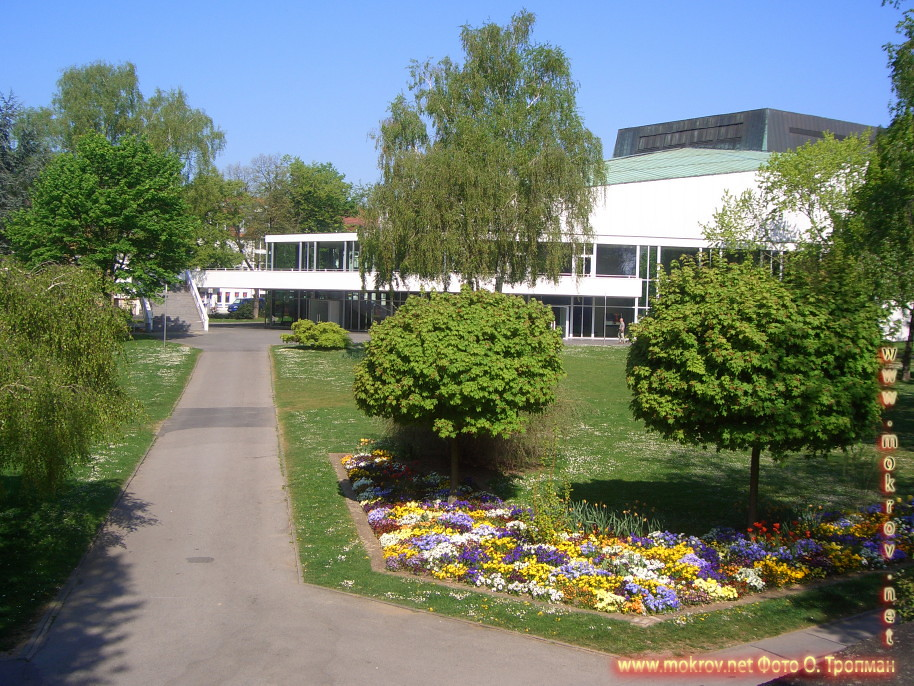 Исторический центр Швайнфурта в этом альбоме фотоработы