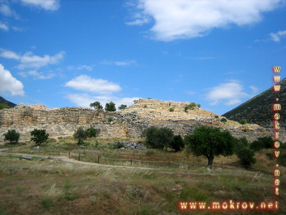 Греция пейзажи
