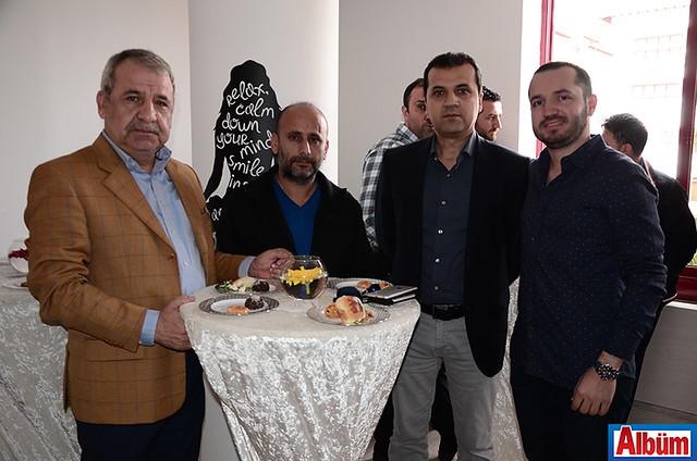 İlhan Direkçi, Sadettin Koçak, Rıza Vural, Murat Can