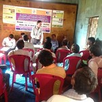 2 days Residential Training of Trainers within District on System of Millet Intensification