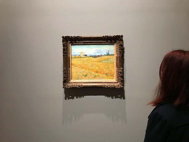 Van Gogh at the NGV