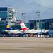 Frankfurt Airport: Austrian Airlines Airbus A320-214 A320 OE-LBW mit Lufthansa Airbus A319-114 A319 D-AILC