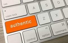 Authentic Key