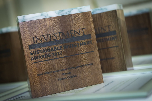 Sustainable Investment Awards 2017