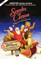 Santa Clause and the Magical Christmas Journey Swindon