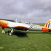 DHC.1 Chipmunk T10 WP795/901 Plymouth 13-10-68