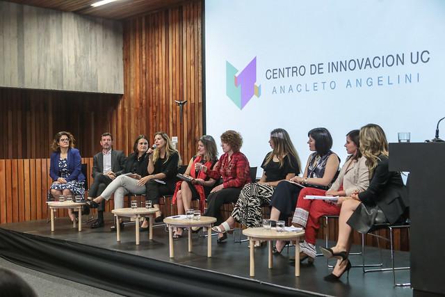 """Meet Up """"Diversidad, género e innovación: un encuentro para la acción desde la academia y la empresa"""""""