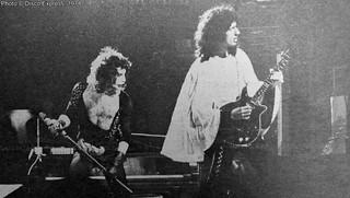 Queen live @ Barcelona - 1974