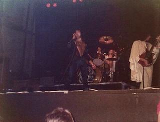 Queen live @ Aberdeen - 1975