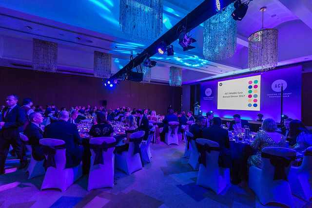 ACT Middle East Treasury Awards 2017