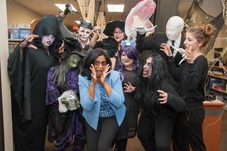 10/31/2017 - Halloween Fun & Fright @ Kennedy Branch