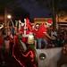 evento chegada do papai noel em Araras-SP
